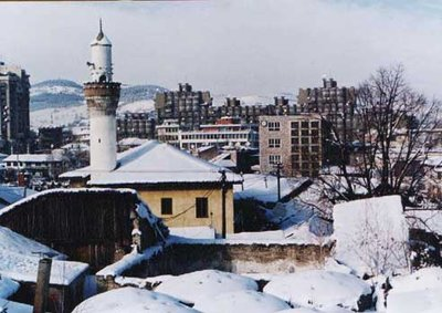 Contrasts- Novi Pazar, Serbia